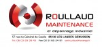 ROULLAUD MAINTENANCE